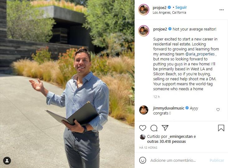 Filho de Schwarzenegger surpreende com escolha de carreira - 1