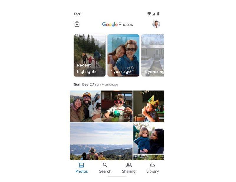Google Fotos recebe ajustes na interface após feedback dos usuários; confira - 2