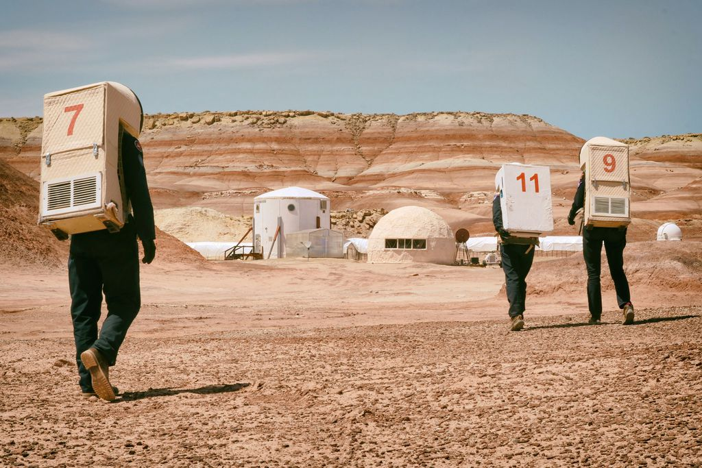 Projeto Habitat Marte abre inscrições para missão espacial análoga virtual no BR - 3