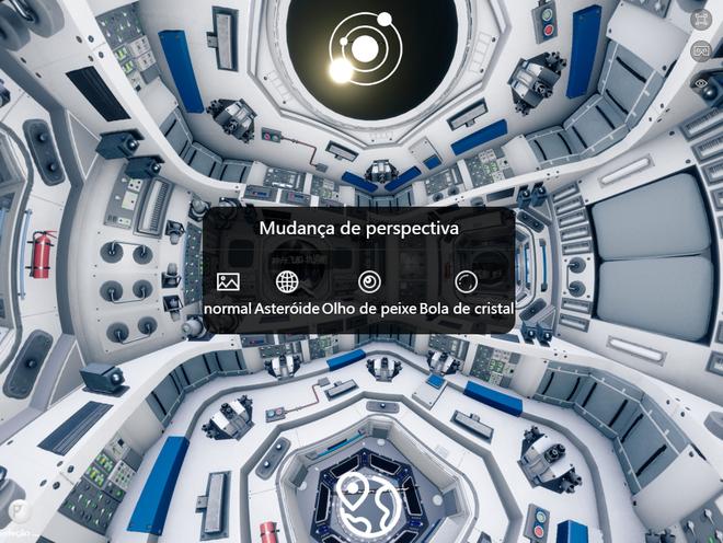 Visite as instalações da nova Estação Espacial Chinesa nesta plataforma virtual - 3