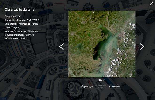 Visite as instalações da nova Estação Espacial Chinesa nesta plataforma virtual - 4