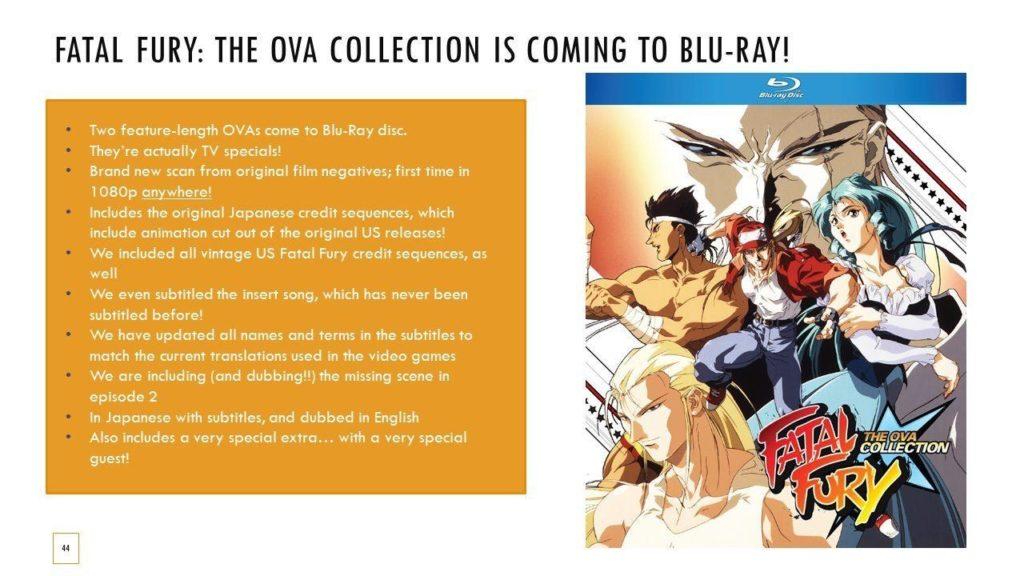 Animes de Fatal Fury serão remasterizados; confira os detalhes - 1
