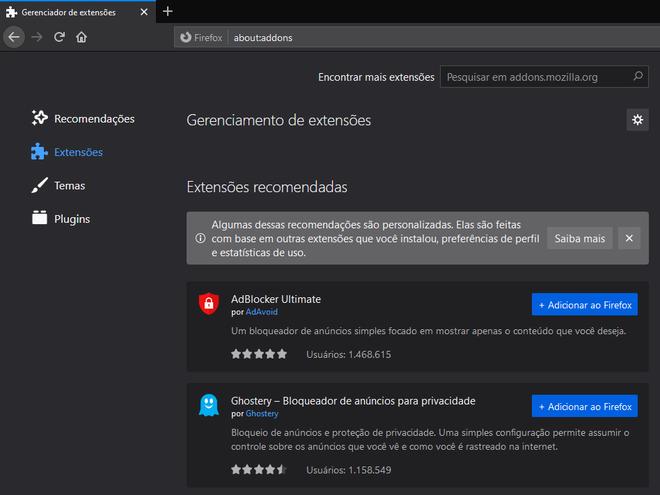 Chrome, Safari, Firefox e Edge se juntam para melhorar extensões dos navegadores - 3