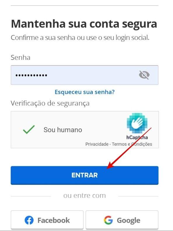 Como mudar o e-mail da GloboPlay - 4