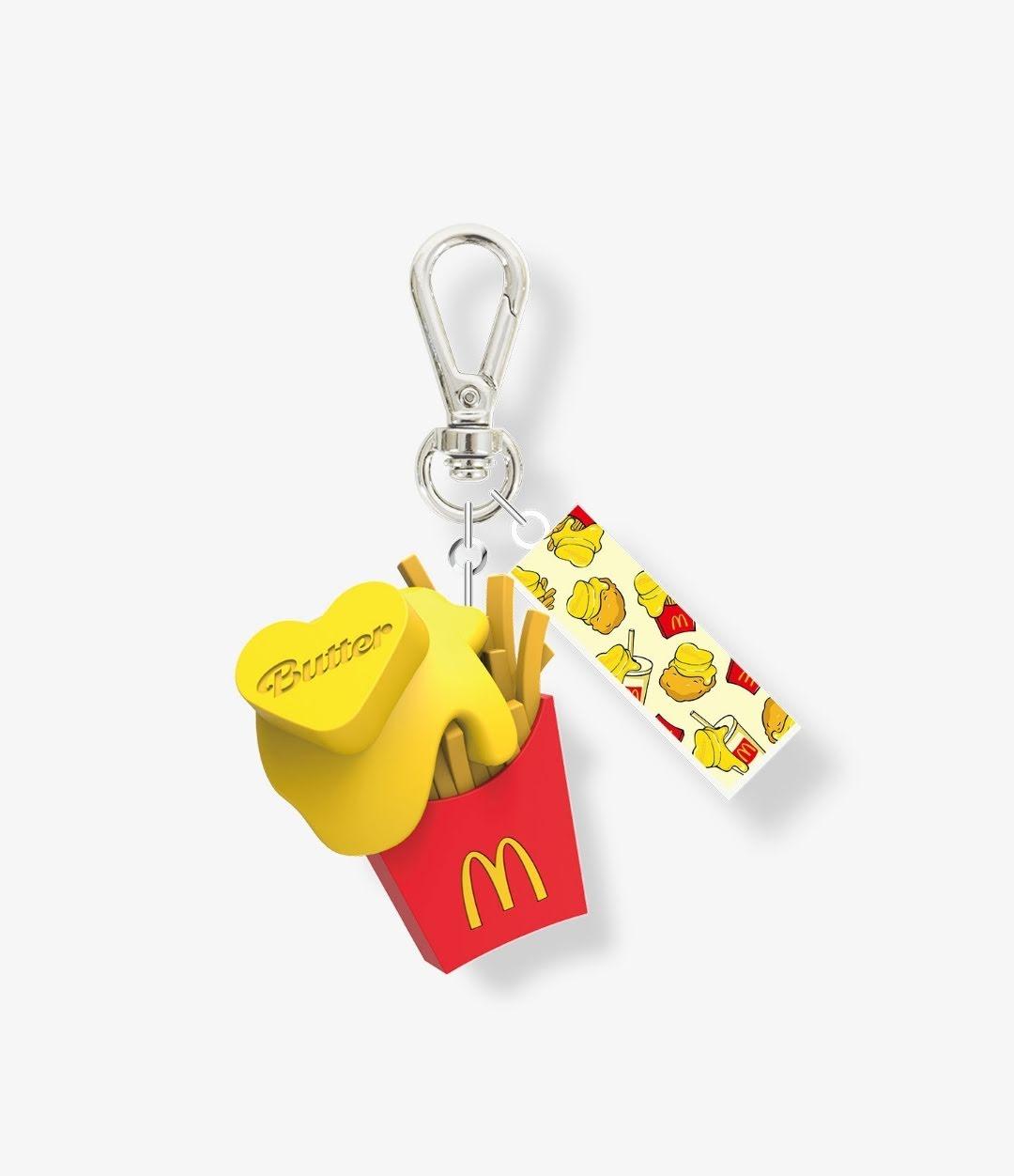 Confira fotos das peças da parceria entre McDonald's e BTS - 23