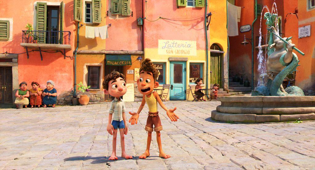 Crítica Luca | Uma ode às amizades de infância - 5