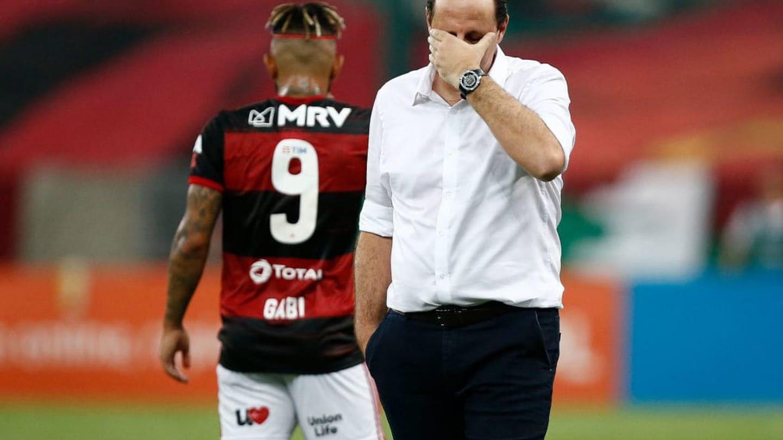 Qual a melhor formação pra Rogério Ceni montar o Flamengo sem os convocados? - 1