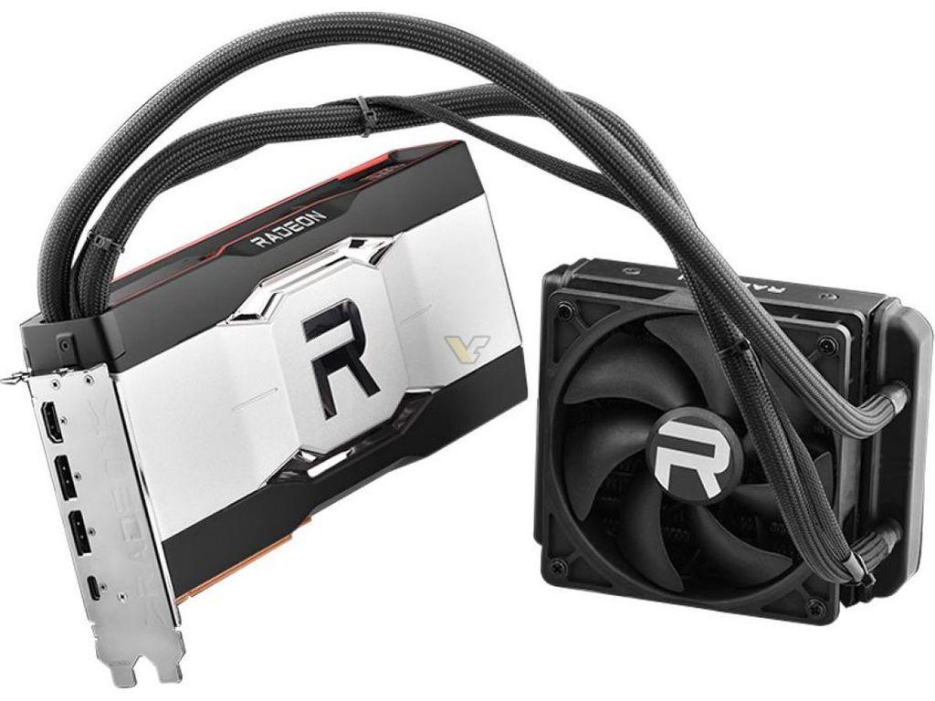 Sapphire pode lançar Radeon RX 6900 XT com resfriamento líquido ainda neste mês - 2