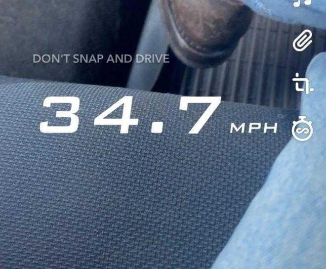 Snapchat remove filtro de velocidade após suposto envolvimento em acidentes - 2