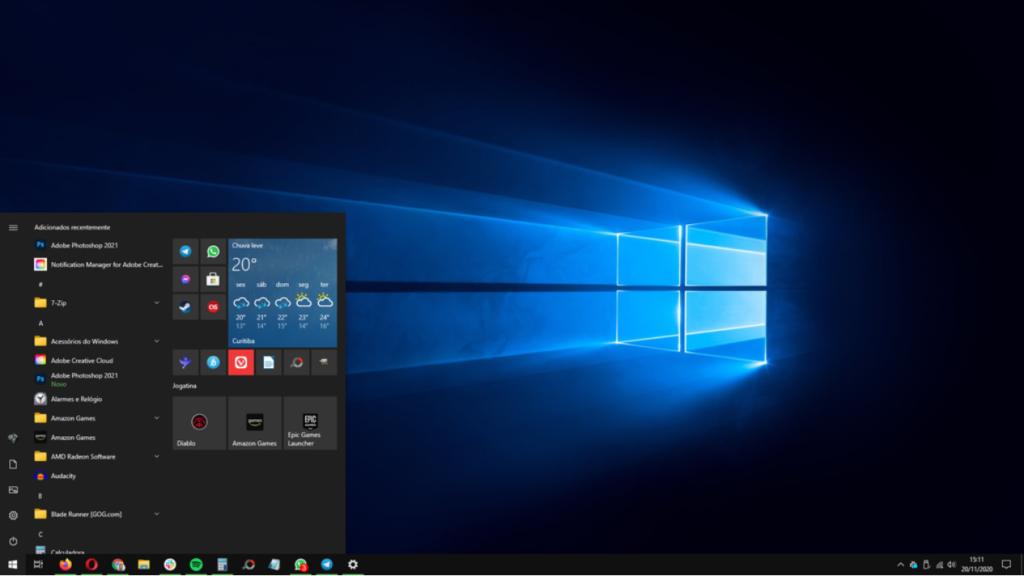 Vazamento mostra detalhes do Windows 11 - 2