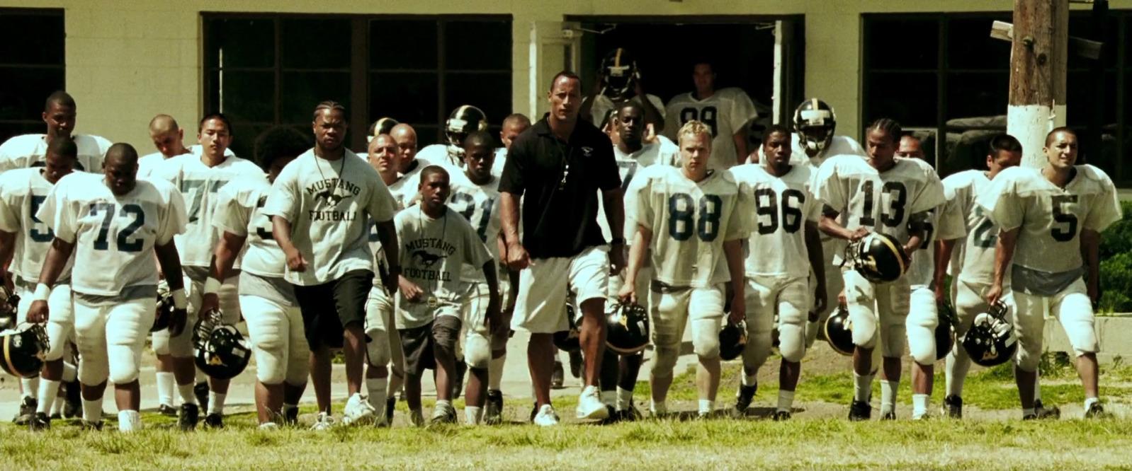 Dwayne Johnson brilha em filme de drama que está na Netflix - 1