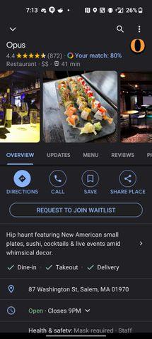 Google Duplex Agendamento de Restaurante 1