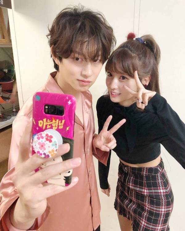 Super Junior Heechul Being Teased About His Breakup with TWICE Momo Draws Mixed Reactions
