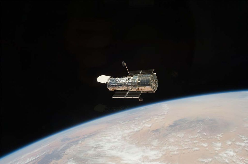 Hubble sobrevive a mais uma crise e NASA retoma observações científicas - 2