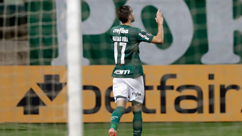 Matías Viña segue no radar europeu e Palmeiras não descarta negócio; Roma de olho - 1