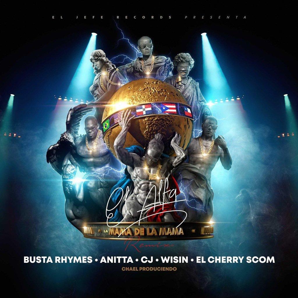 Vem mais feat. internacional da Anitta por aí