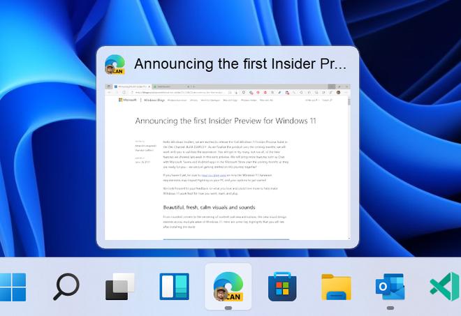 Prévia do Windows 11 é atualizada com ajustes visuais e várias correções de bugs - 5