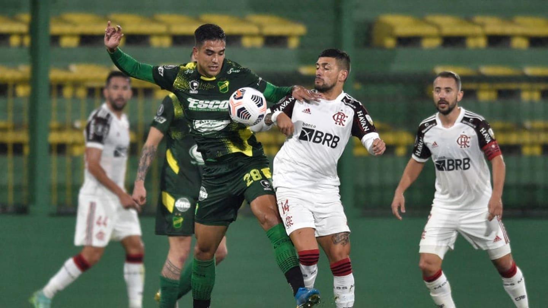 Quais seriam as cinco maiores zebras dessas oitavas de Libertadores após o jogo de ida? - 3