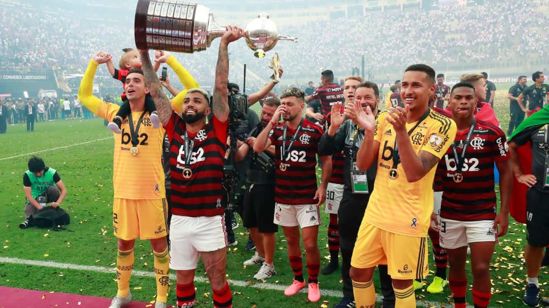 Ranking: quantas vezes cada um dos times das oitavas da Libertadores chegou à decisão - 2