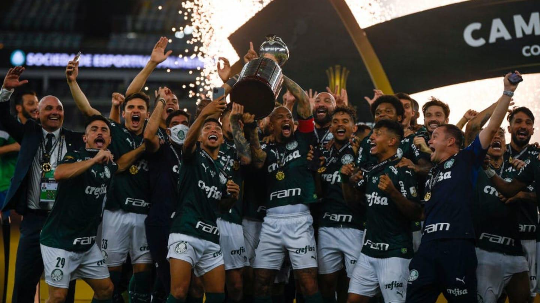 Ranking: quantas vezes cada um dos times das oitavas da Libertadores chegou à decisão - 4