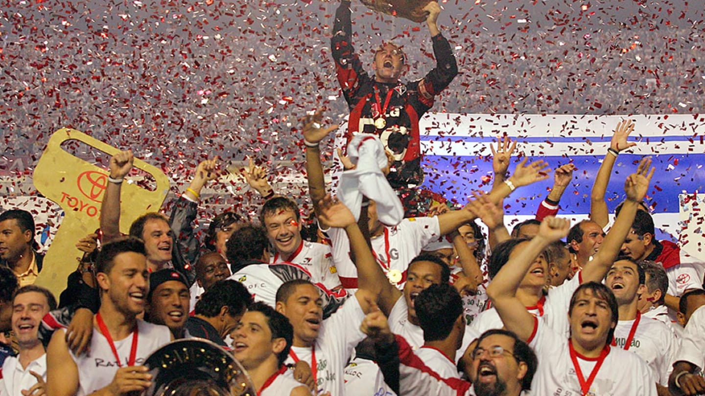 Ranking: quantas vezes cada um dos times das oitavas da Libertadores chegou à decisão - 5