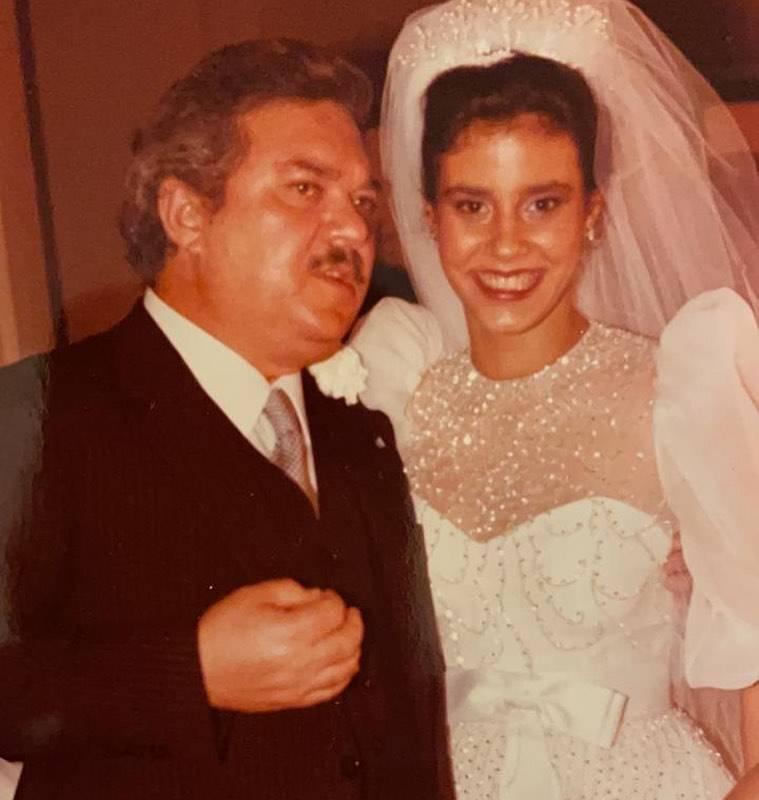 Narcisa Tamborindeguy e Ronald Levinsohn