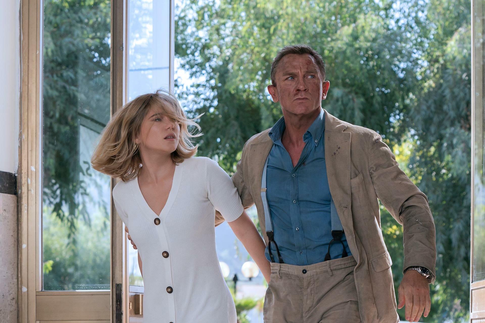 007: Sem Tempo Para Morrer ganha nota consistente no Rotten Tomatoes - 2