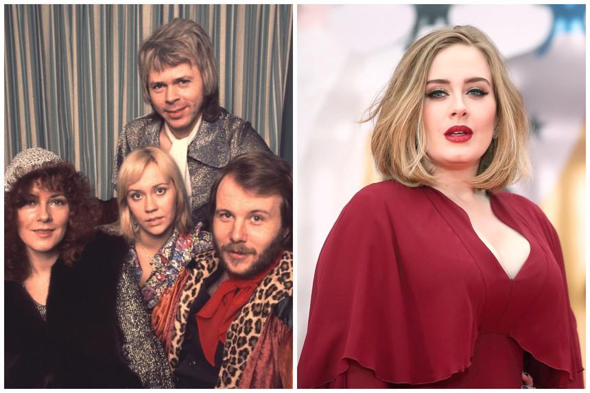 Adele está pronta para fazer um retorno festivo com seu quarto álbum com show televisionado - 5