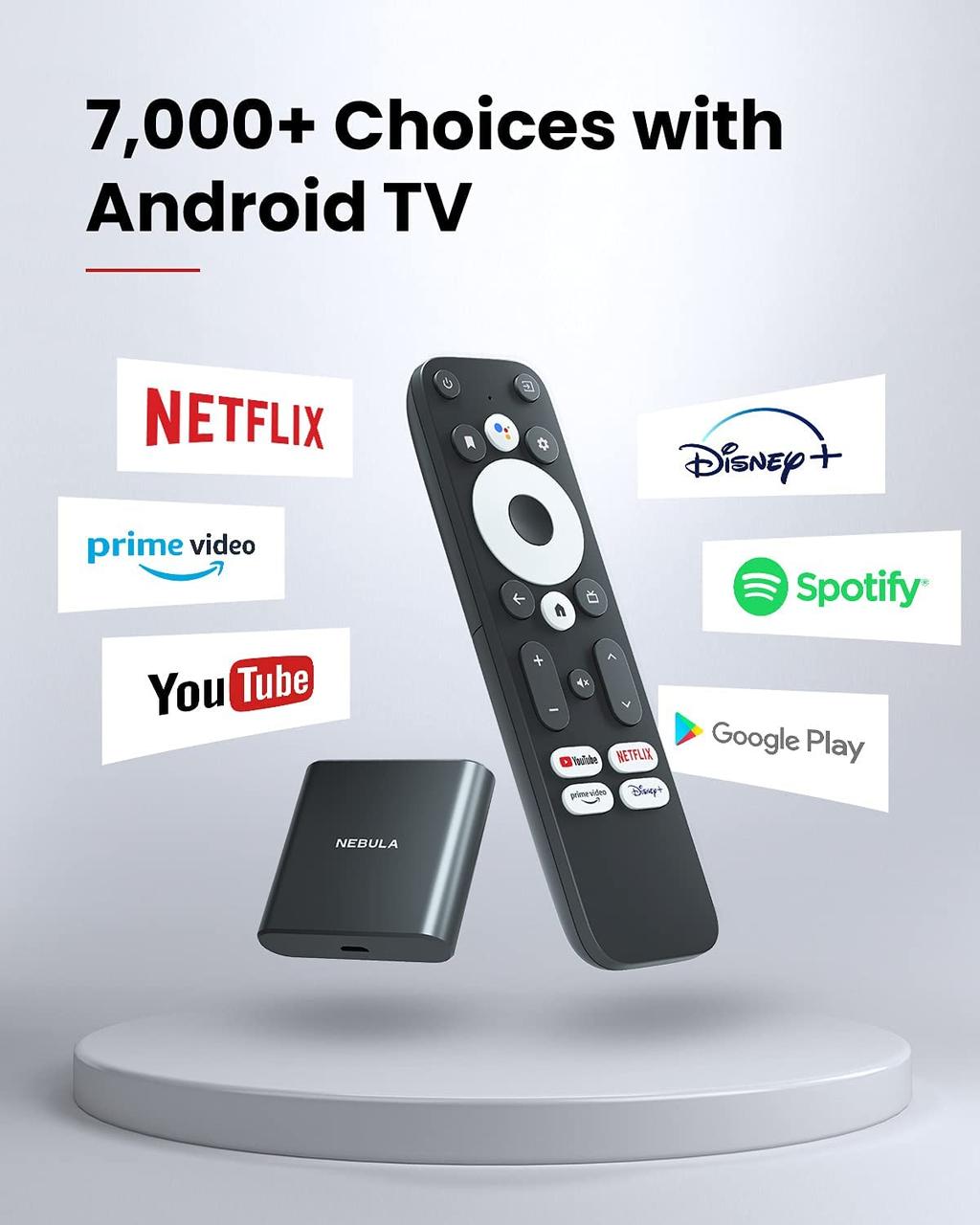Anker lança dongle com Android TV para competir com Chromecast e Fire TV Stick - 3