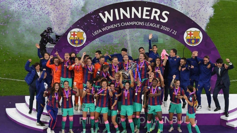 Champions League feminina conhece grupos após sorteio; confira o chaveamento - 1