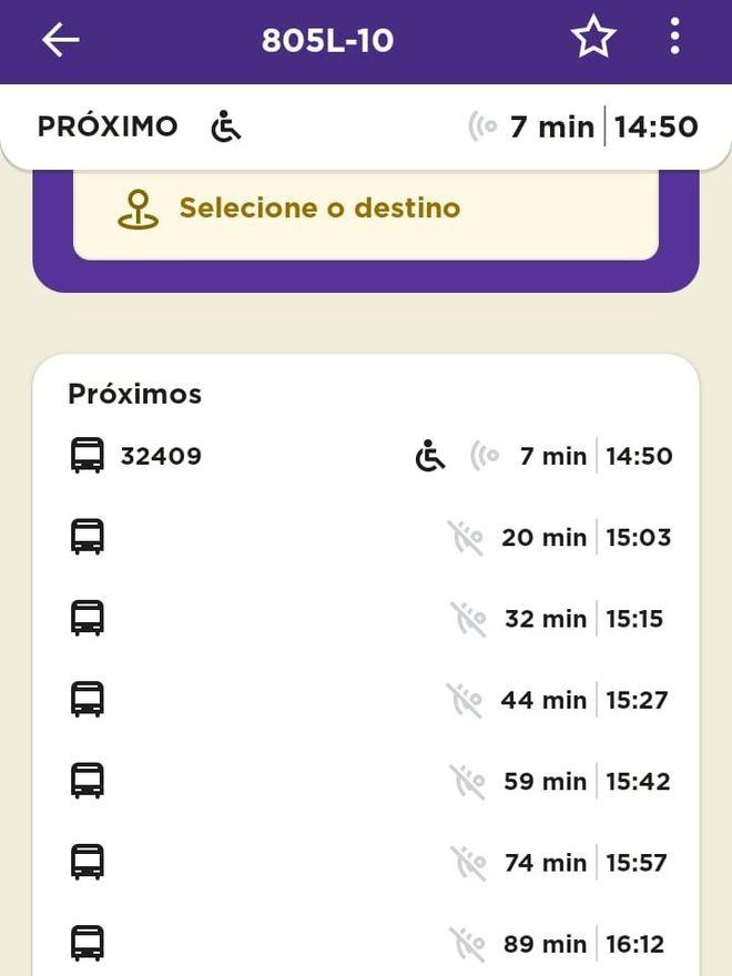 CittaMobi: como usar o app para ver horários de ônibus - 6