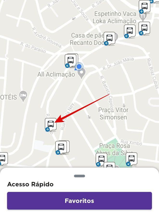 CittaMobi: como usar o app para ver horários de ônibus - 7