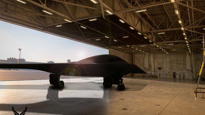 Conheça o B-21 Raider, novo bombardeiro
