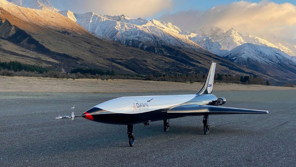 Este avião pode fazer