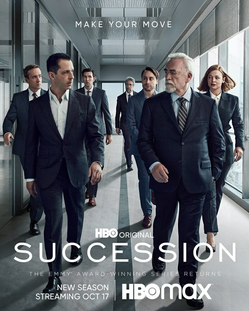 HBO divulga data de estreia da 3ª temporada de Succession - 1