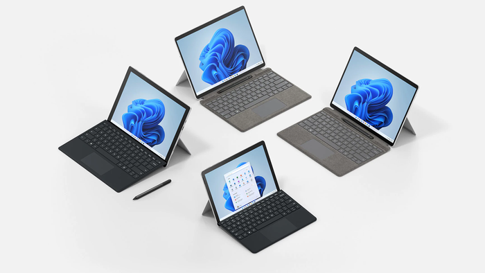 Microsoft atualiza tablets Surface 2 em 1, com design portátil e Windows 11 - 1