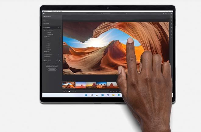 Microsoft atualiza tablets Surface 2 em 1, com design portátil e Windows 11 - 16
