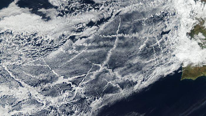 Projeto quer criar nuvens mais brancas e reflexivas para resfriar a Terra - 1