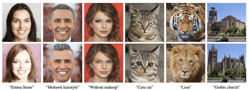 Rede neural permite editar uma foto apenas digitando a alteração desejada - 2