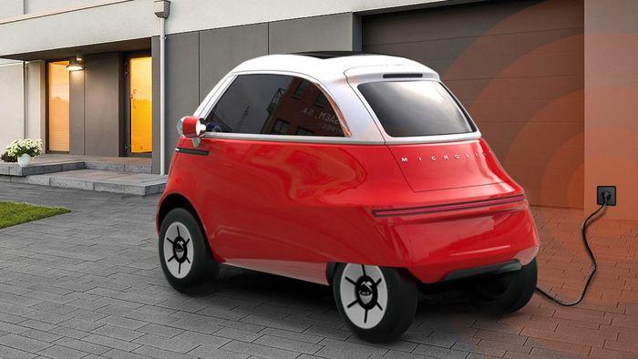 Romi-Isetta elétrico? Microlino 2.0 é lançado em três versões - 1
