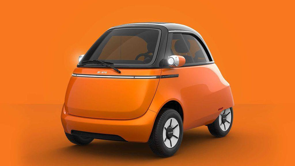 Romi-Isetta elétrico? Microlino 2.0 é lançado em três versões - 2