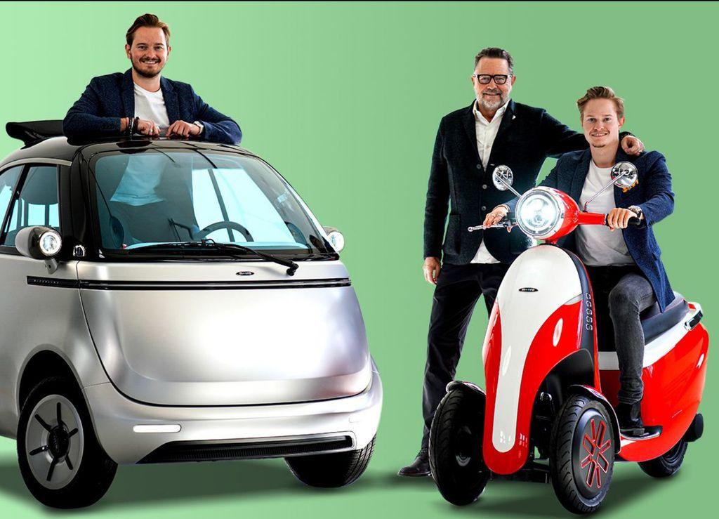 Romi-Isetta elétrico? Microlino 2.0 é lançado em três versões - 4
