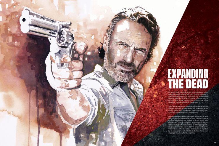 The Walking Dead revela segredos da série em livro - 3