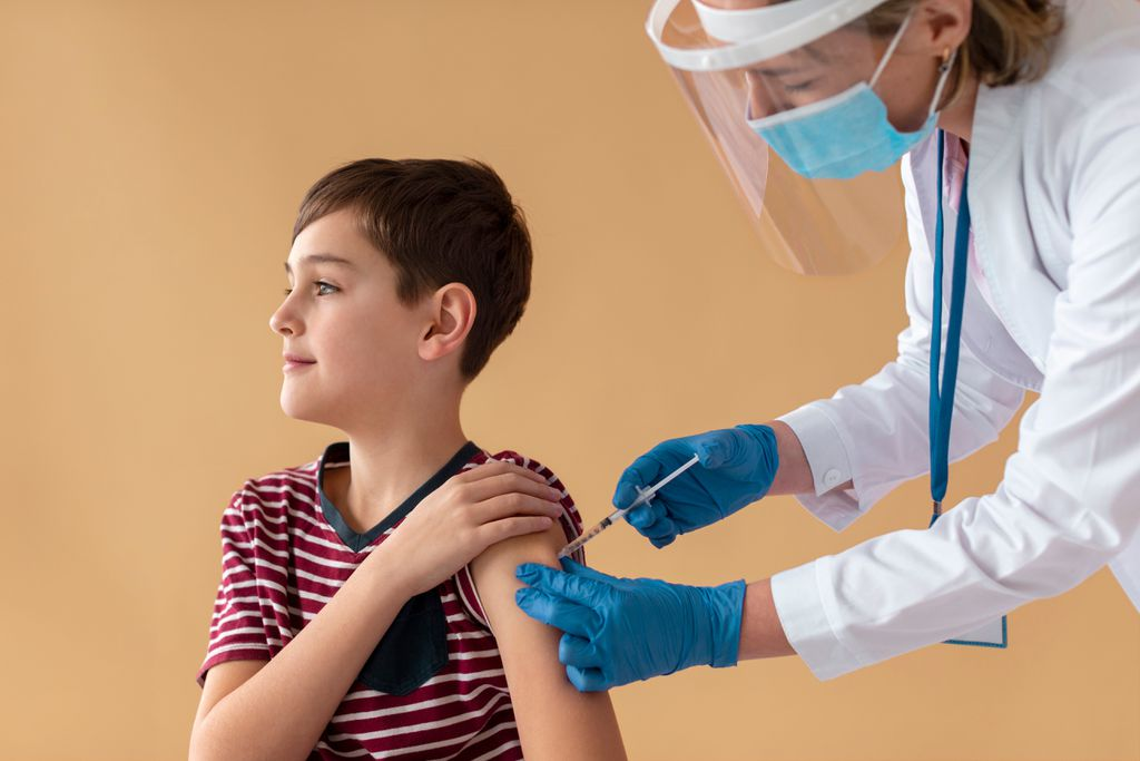 Vacina da Pfizer pode ser aprovada para crianças de 5 anos ou mais em outubro - 2