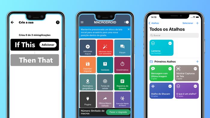 5 aplicativos para criar comandos e automatizar o celular - 1