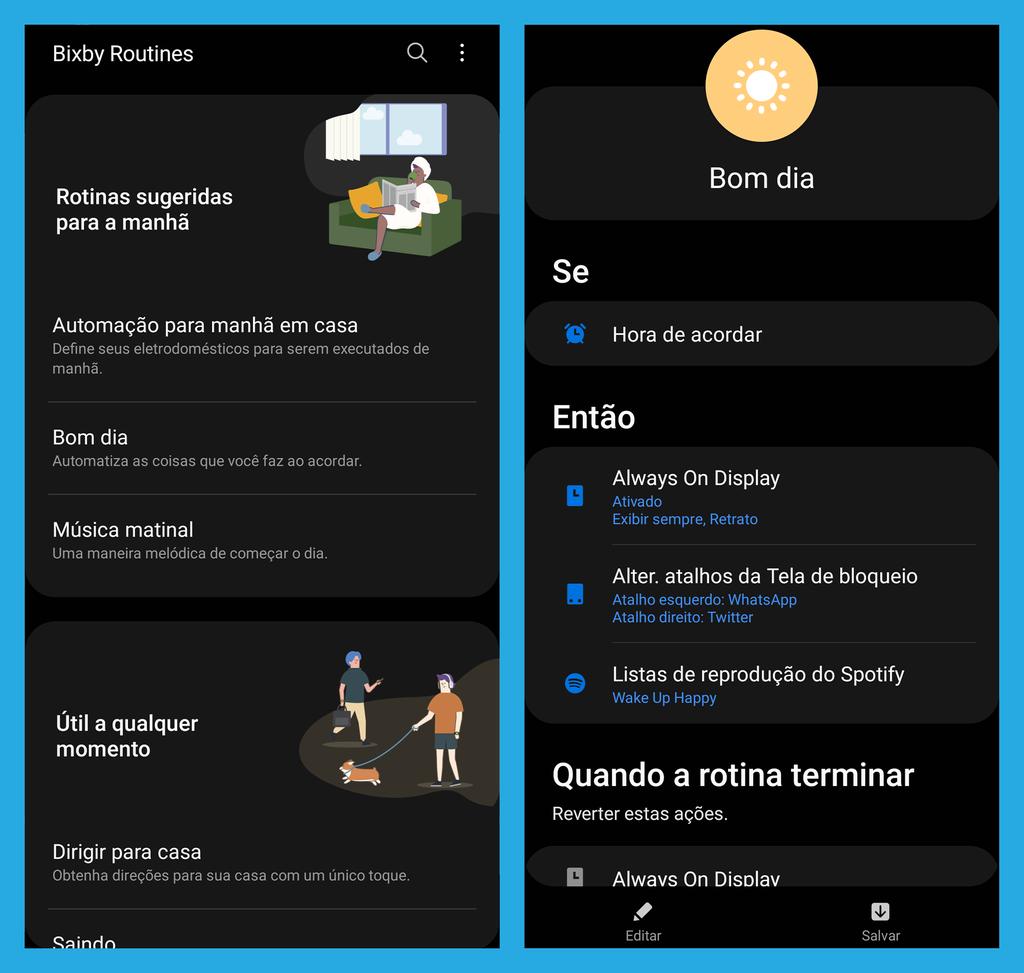 5 aplicativos para criar comandos e automatizar o celular - 6