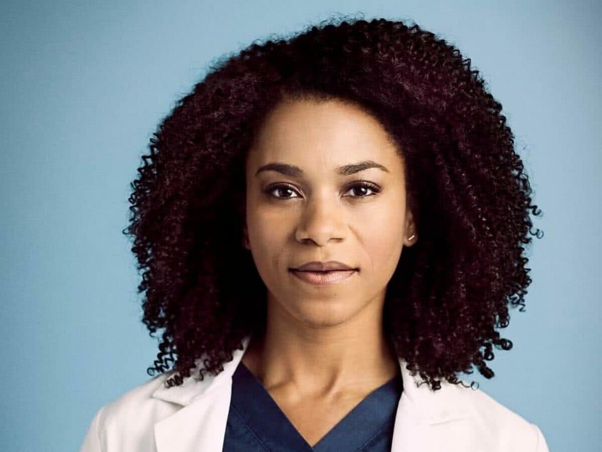 Atriz conhece marido em Grey's Anatomy e vai ser mãe - 1