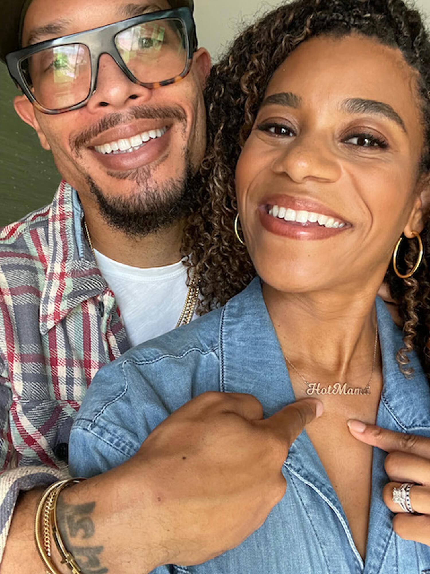 Atriz conhece marido em Grey's Anatomy e vai ser mãe - 3