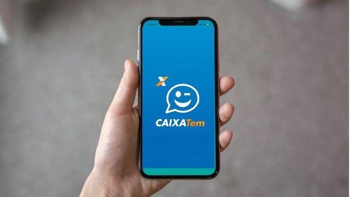 Como transferir dinheiro do Caixa Tem para Mercado Pago pelo celular - 1