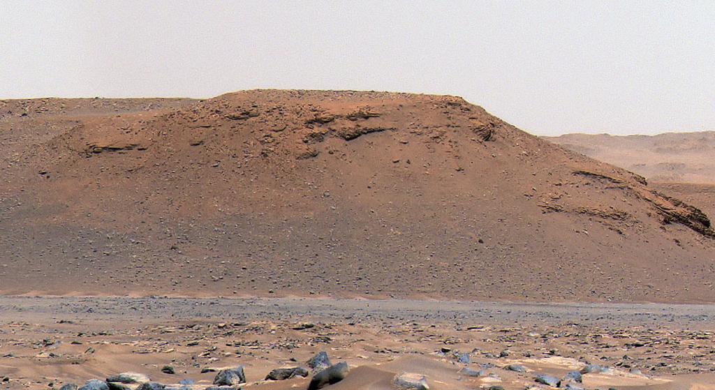 Confirmado! Cratera marciana Jezero abrigou mesmo um lago no passado distante - 2